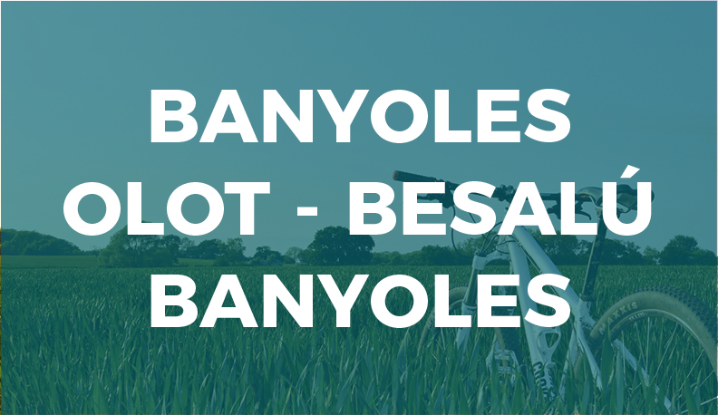 Route 2: Banyoles – Olot – Besalú