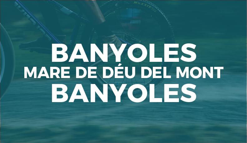 Route 1: Banyoles – Mare de Déu del Mont